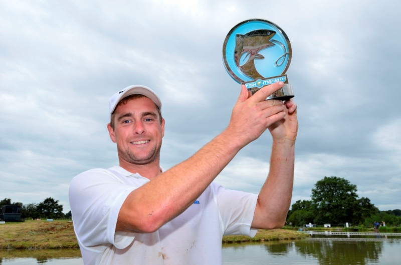 2014 Fish'O'Mania Winner: Andrew Geldart