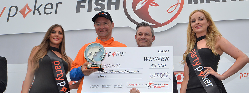Spierings Wins International Masters