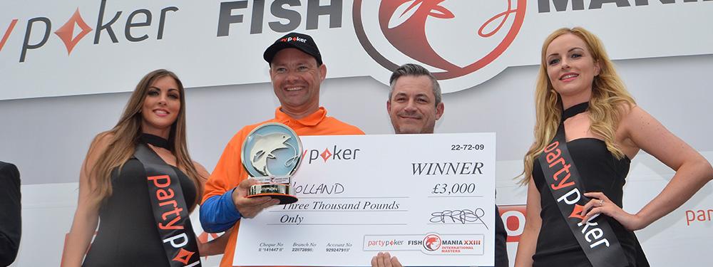 Spierings Wins International Masters