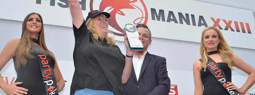 Scotthorne Makes It Four Ladies Titles