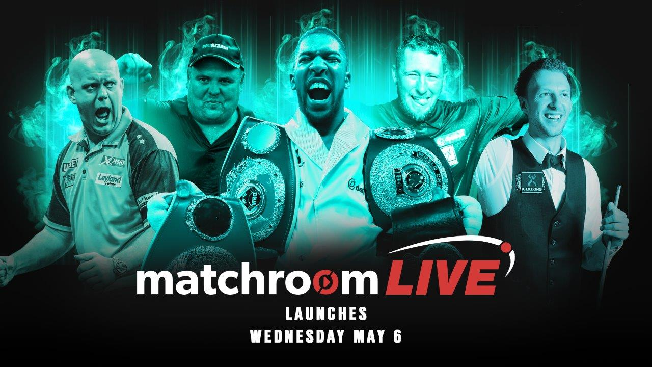 Matchroom Sport To Launch Matchroom Live