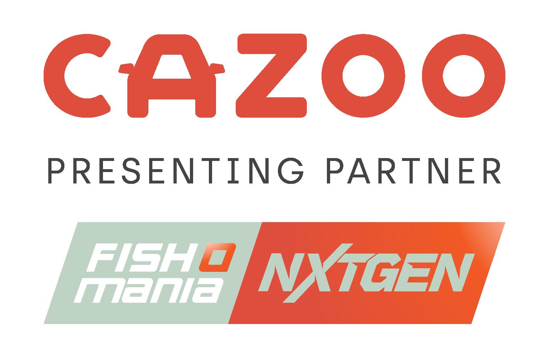 LINE-UP CONFIRMED FOR CAZOO FISHOMANIA NXTGEN